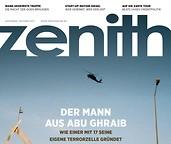 zenith 4/2014: Der Mann aus Abu Ghraib