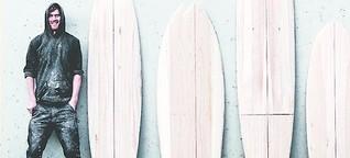 Bretter, die die Welt bedeuten - Surfboardbauer Paul Reisberg im Porträt