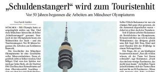 """""""Schuldenstangerl"""" wird zum Touristenhit"""