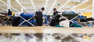 Flüchtlinge: Jenseits der roten Linien