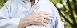 Akutes Aortensyndrom: Wie Messerstiche in Brust und Rücken