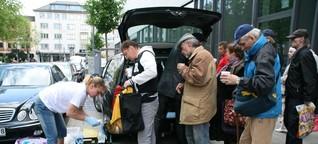 Einfach machen - Viele reden darüber, Nicole und Holger tun es: Freiwillige Hilfe für Obdachlose in Wiesbaden organisieren