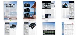 Test – Olympus E-M10MkII gegen Canon EOS 750D und Nikon D5500