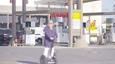 Friedrich Liechtenstein: Segway-Fahrt | Facebook