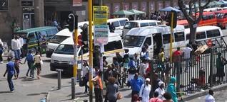 """""""Wie ein Mensch zweiter Klasse"""": Flüchtlinge in Südafrika"""