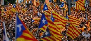 """Katalonien vor der Wahl: """"Wir sind keine Spanier"""" - SPIEGEL ONLINE"""