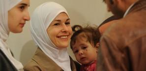 Mühsamer Weg in die neue Freiheit - Syrische Flüchtlinge in Bonn