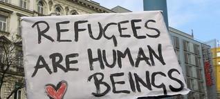 Internet und Flüchtlinge: (Auch) ein Werkzeug zum Guten