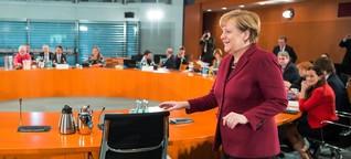 Die Merkel-Vernehmung zu Biblis im Überblick