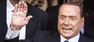 Der ewige Silvio kämpft weiter