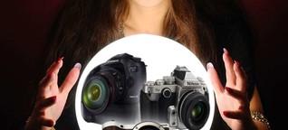 Ausblick ins Kamera-Jahr 2014: Was kommt an Neuheiten?