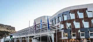 Highland Games: Zweite Runde für die Nationalisten
