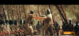 Kampfsport-Training für den IS: Von der Matte in den Dschihad