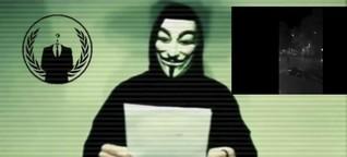 Terror in Paris: Anonymous sagt IS den Kampf an