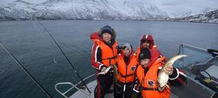 420 Kilometer nördlich des Polarkreises: Hier leben die einsamsten Flüchtlinge der Welt