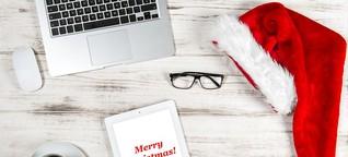 Weihnachts-Themes und Plug-Ins für WordPress