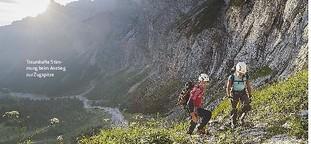 """Im Wanderhimmel zur """"Hölle"""": Die neue Höllentalangerhütte"""