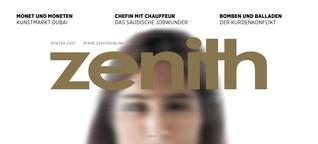 zenith 4/2015: Die Neugründung des Nahen Ostens