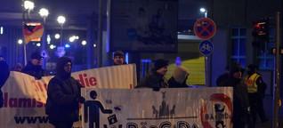 Pegida-Demo in Potsdam: Start am Bassinplatz - Neueste Nachrichten aus Potsdam