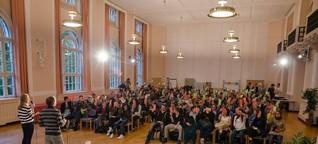 Demokratiekonferenz an der Schule am Schloss