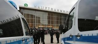 Silvesternacht in Köln - Ungereimtheiten und Widersprüche bei der Polizei