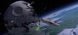 Im Sternenkrieg die Macht erwachen wird