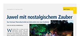 Juwel mit nostalgischem Zauber/ für KunstSTOFF
