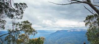 Blue Mountains Walkabout: Eine Wanderung mit Evan Yanna
