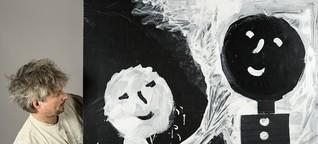 Thalias Kompagnons: Rabenschwarz und Naseweiß - Fidena - Portal für Figurentheater und Puppenspielkunst
