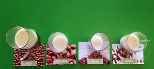 Milchersatz: Mandel statt Kuh · DRadio Wissen