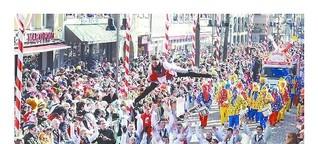 Carnival: A time, when Germans go berserk