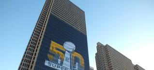 San Francisco ist bereit für das große Super-Bowl-Spektakel