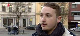 Interview für WDR aktuell über Neonazis in Dortmund