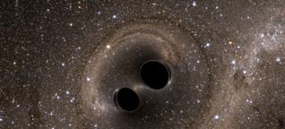 """Gravitationswellen: """"Wir entdecken jetzt einen neuen Kontinent"""""""