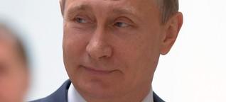 Putin gibt es eigentlich gar nicht