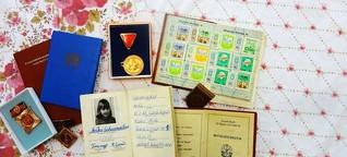 Leben in der DDR - eine Familie blickt zurück