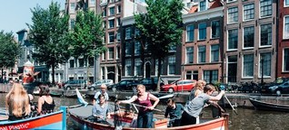 Umweltschutz: Die Plastik-Fischer von Amsterdam