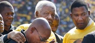 Südafrika: Mandela Enkel nach Islam-Übertritt in der Kritik
