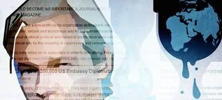 Julian Assange warnt vor Clinton-Präsidentschaft