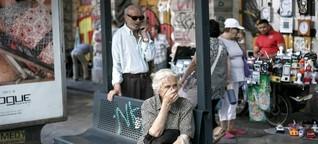 """Schuldenkrise - """"Griechenland zerschneidet dir deine Träume"""""""