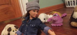 """""""Weil die Realität fantastisch ist"""": Barbie mit Akne, Cellulite und Narben"""