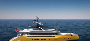Eine Yacht zum selber bauen? Dynamiq macht´s möglich