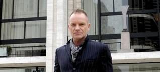 Neues Sting-Album: Harfen zum Schlafen