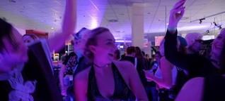 Partytrend: Disco im Supermarkt / Euromaxx / DW.COM / 09.11.2016