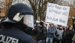 Berliner Neonazis immer brutaler