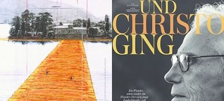 Christos The Floating Piers am Iseosee