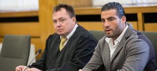 Attentat auf Boxer Charr: Schütze Youseff H. muss für fünf Jahre ins Gefängnis