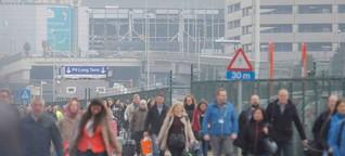 """Audio """"""""Das wird ein richtig schrecklicher Tag in Brüssel"""""""" - Interviews"""