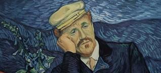 Animationsfilm über van Gogh: Wollen wir seine Gemälde laufen sehen?