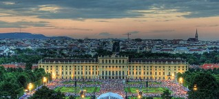 Fairytale Vienna, where the LGBTI community puts a fresh spin on tradition